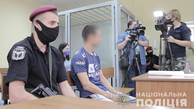 Підрив авто Укрпошти: підозрюваних взяли під варту, а викрадені гроші повернули