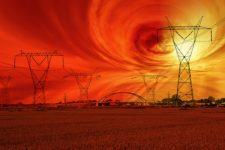 Календарь магнитных бурь в августе 2020