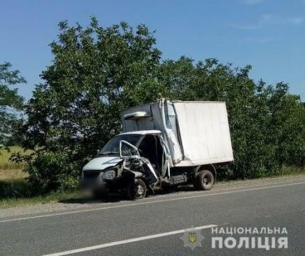 На трасі Одеса-Рені сталася друга за день смертельна ДТП