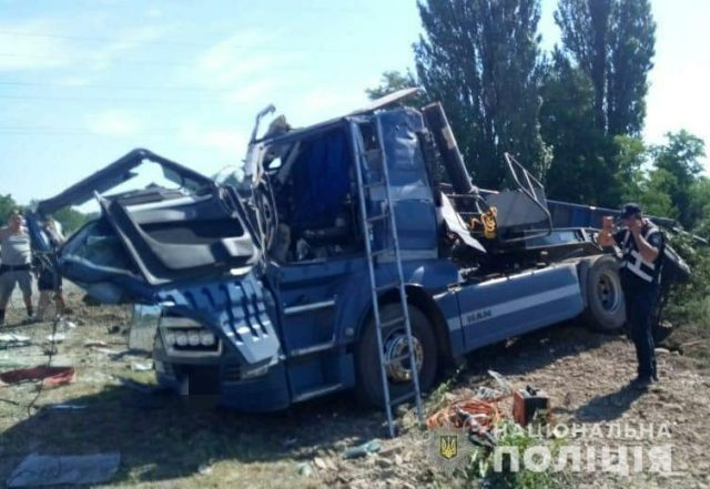 ДТП на трасі Одеса-Рені: загинуло двоє людей