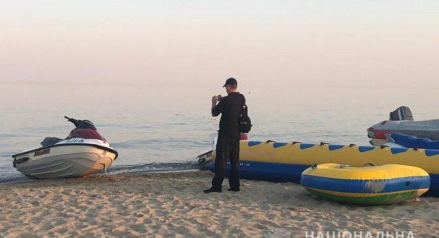 Після зіткнення з водним скутером: в Затоці загинув відпочивальник