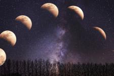 Зростаючий місяць у березні 2021: дата та вплив на людину