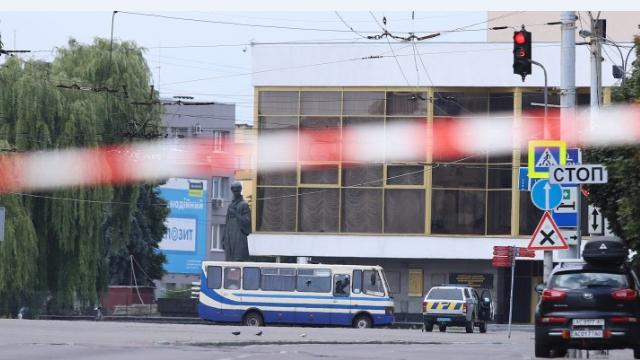 Захоплення заручників у Луцьку: всі подробиці, відомі наразі