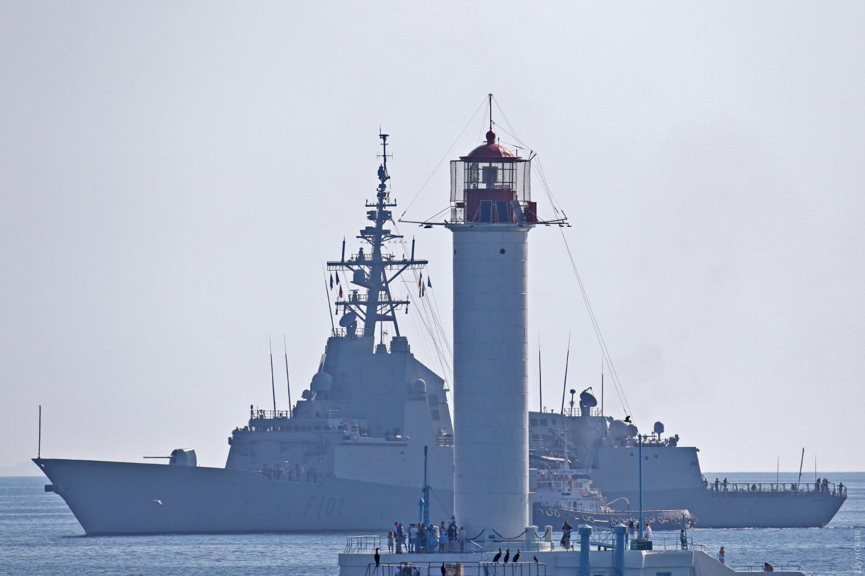 П'ять кораблів НАТО зайшли в Одесу - причина