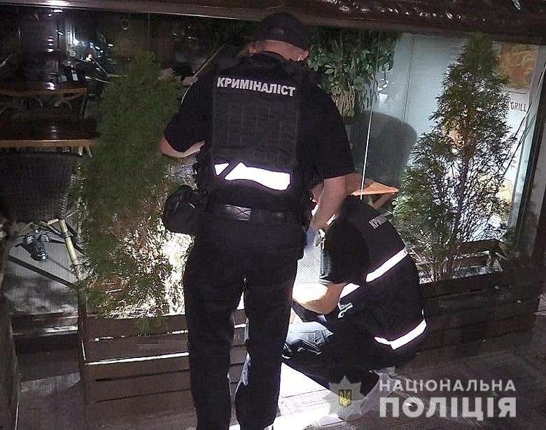 У центрі Києва стріляли в іноземних студентів