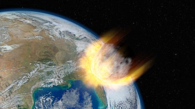 NASA предупреждает о приближении к Земле астероида