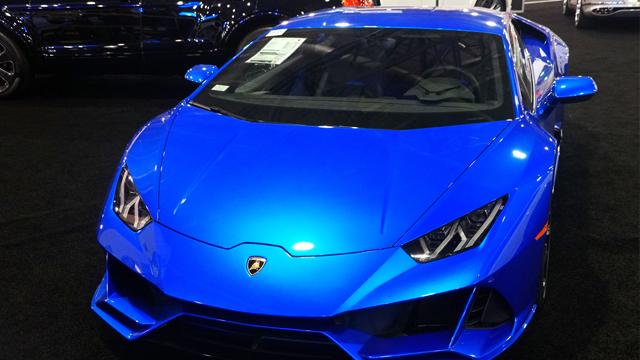 У Флориді чоловік купив Lamborghini на гроші з антикризового фонду