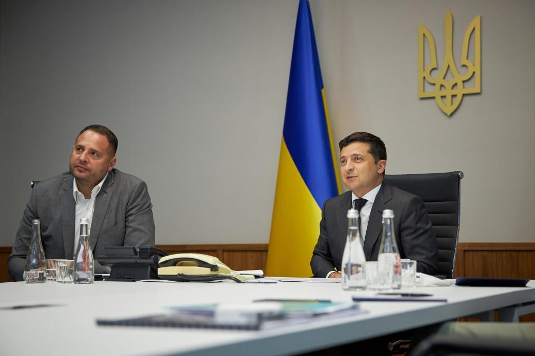 Не просто пам'ятник: Зеленський обговорив будівництво меморіалу Бабин Яр у Києві