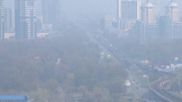повітря в Києві