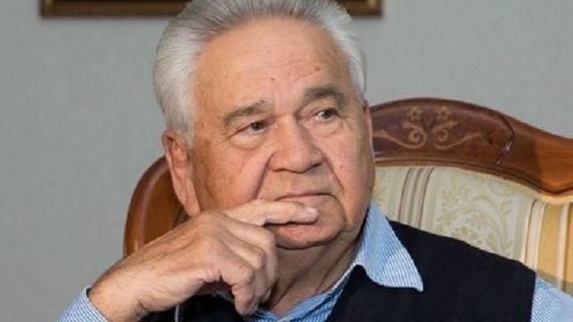 Кравчук запропонував включити Фокіна до ТКГ