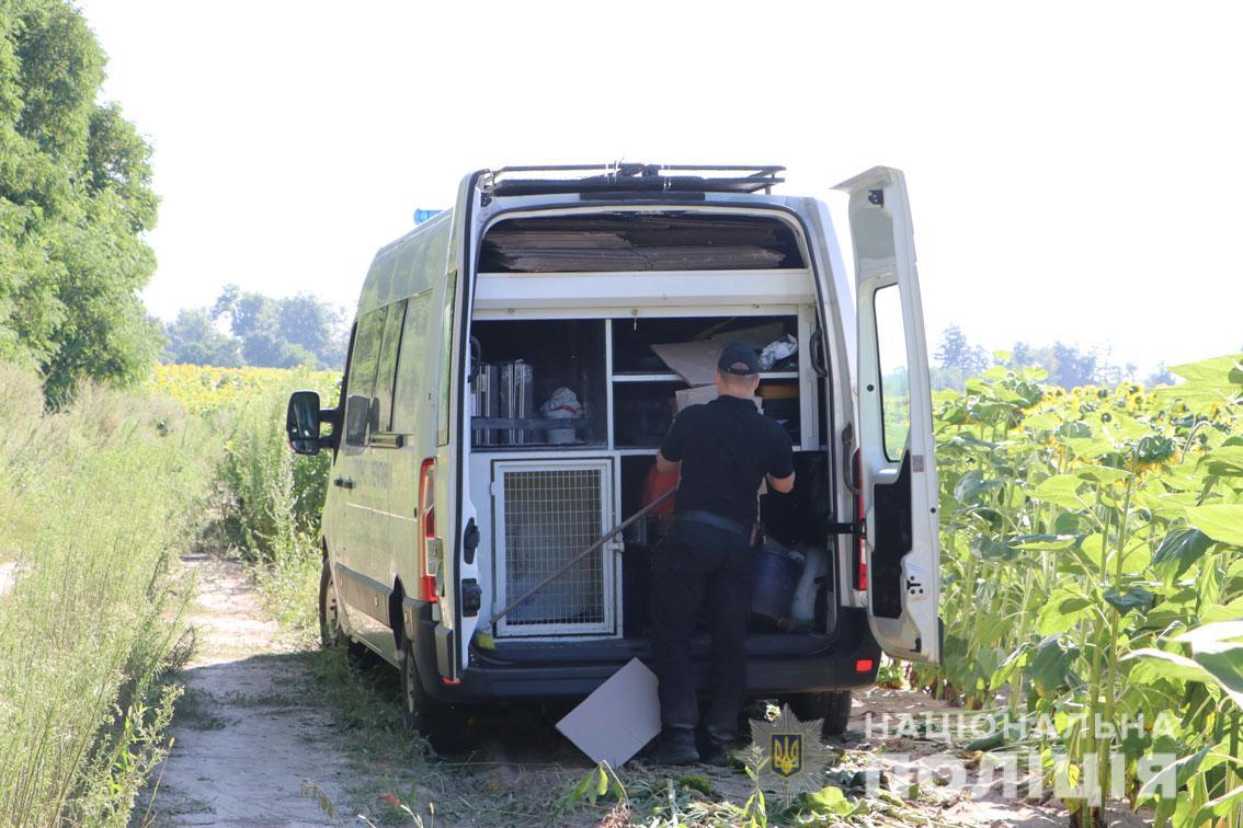 Вбивство в Чернігівській області: батько вбив 8-річного сина
