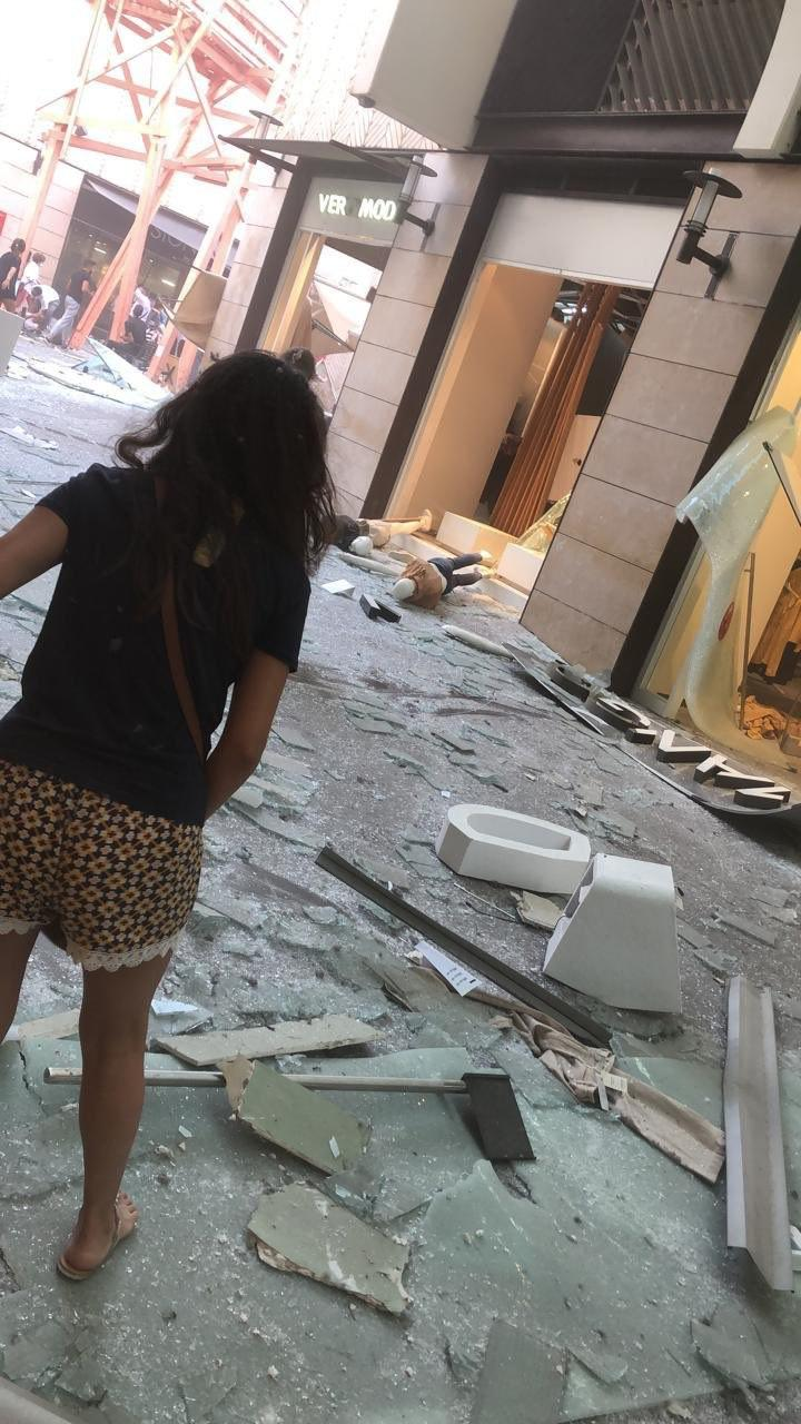 Вибух у Бейруті – фото і відео вибуху