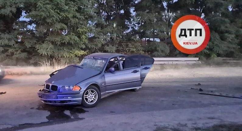 ДТП у Київській області: четверо постраждалих, є загиблий