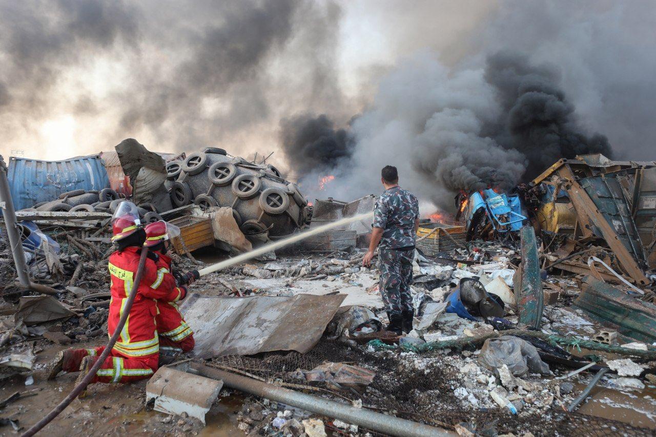 Вибух у порту Бейрута: поранених більше 2 тис., на допомогу відправили армію