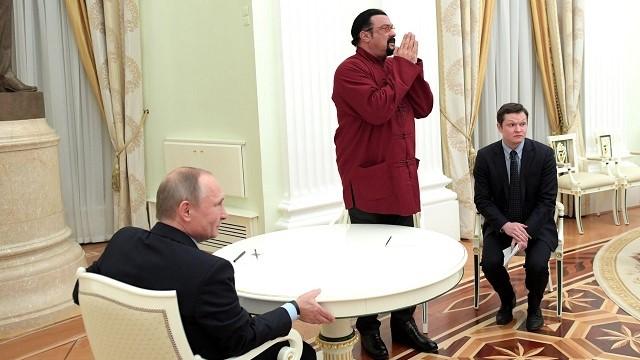 Сігал приховав створення компанії з російським політиком, щоб уникнути санкцій – ЗМІ