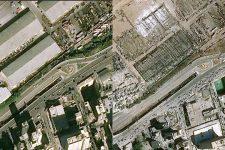 На місці порту гори попелу: фото Бейрута з космосу до і після вибуху