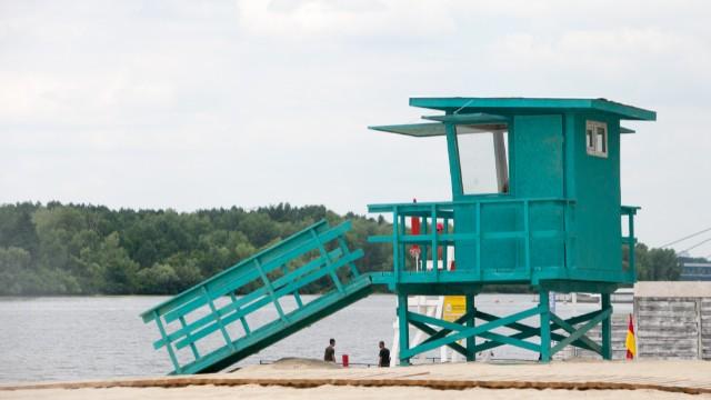 пляж Києва