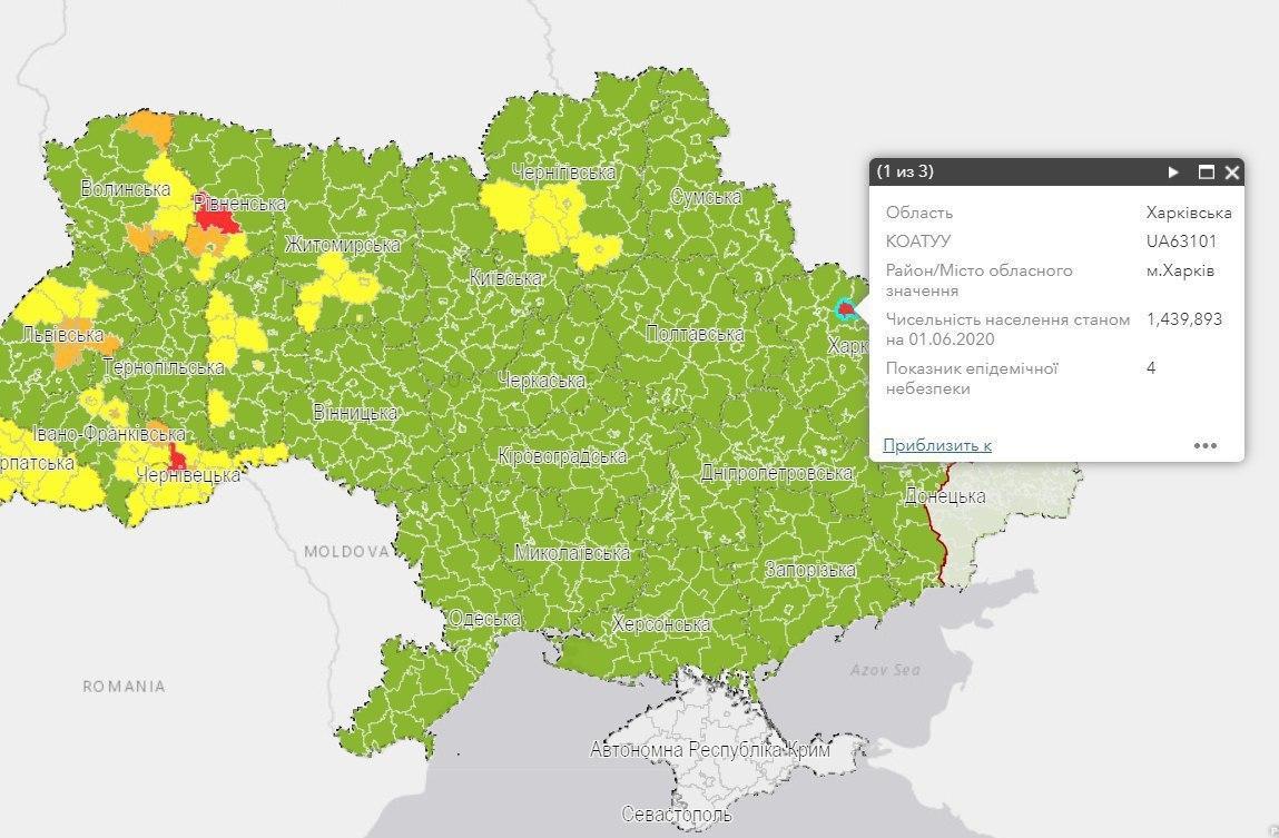 Харків не зупинятиме метро і транспорт через червону зону карантину – Кернес