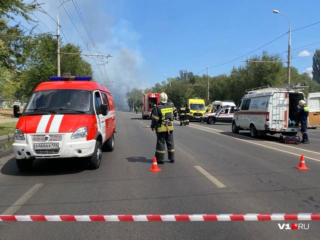 Вибух газової заправки у Росії: вогонь вище 16-поверхівки і постраждалі