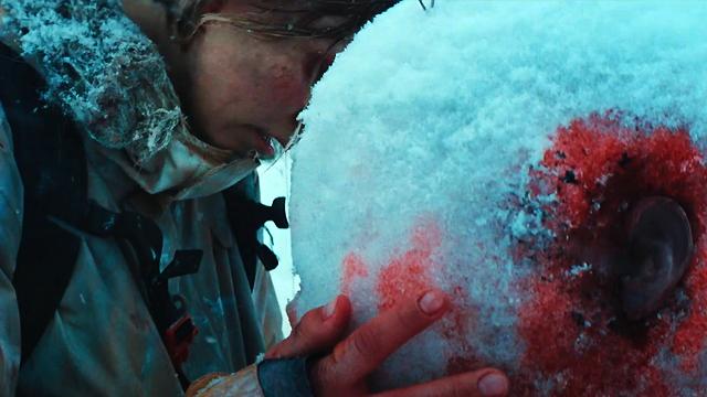 Let It Snow: режисер про зйомки та головну роль Іванни Сахно