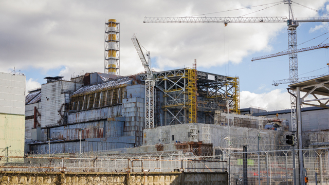 Мільйонні оборудки в зоні ЧАЕС: СБУ викрила схеми Укрбуду