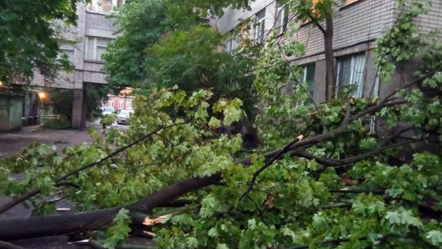 Негода у Дніпрі 11.08 – фото та відео наслідків