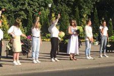 Живі ланцюги по всій країні: Білорусь готується до вечірніх акцій протесту