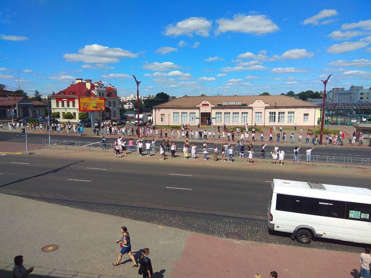 Білорусь готується до вечірніх акцій протесту