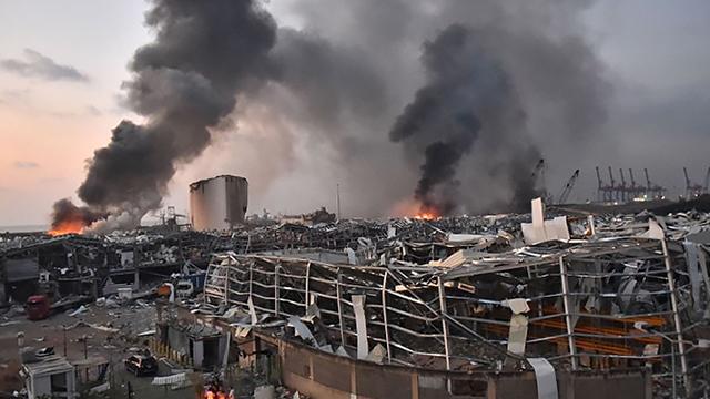Вибухи в Бейруті: постраждало 50 українців, один помер