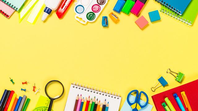 Список канцелярії в школу: що потрібно купити дитині
