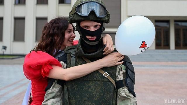 Протести в Білорусі: хронологія подій