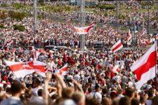 Протести в Білорусі: онлайн відео, фото і останні новини