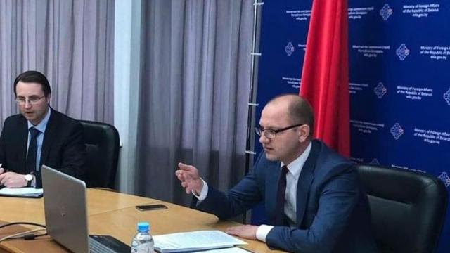 Протести у Білорусі: Бушила подав у відставку