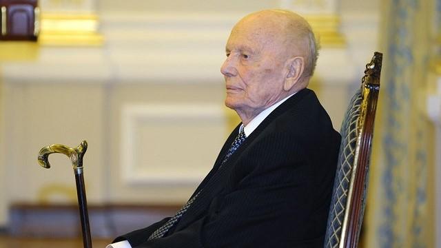 Пішов перший Герой України: біографія Бориса Патона