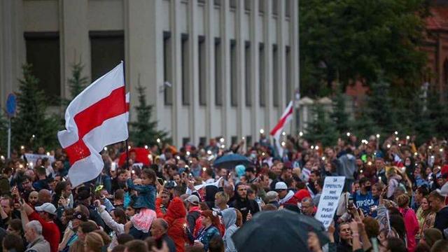 Протести у Білорусі: яка ситуація у Білорусі 19 серпня