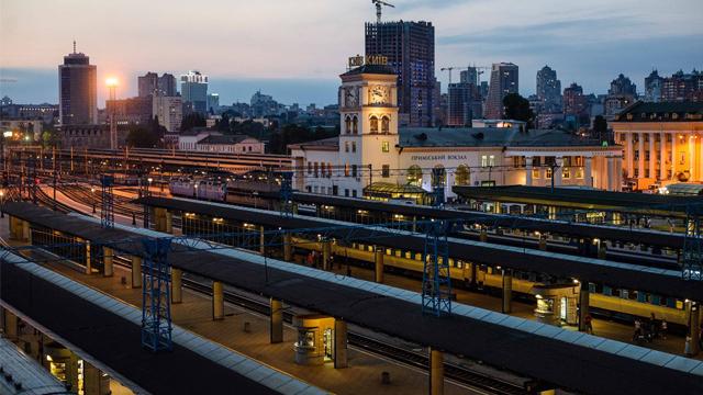 Укрзалізниця назвала п'ять найактивніших вокзалів в Україні у 2020 році