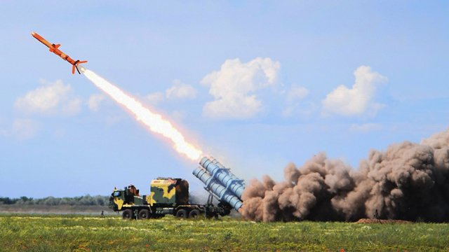 ЗСУ візьмуть на озброєння береговий ракетний комплекс Нептун