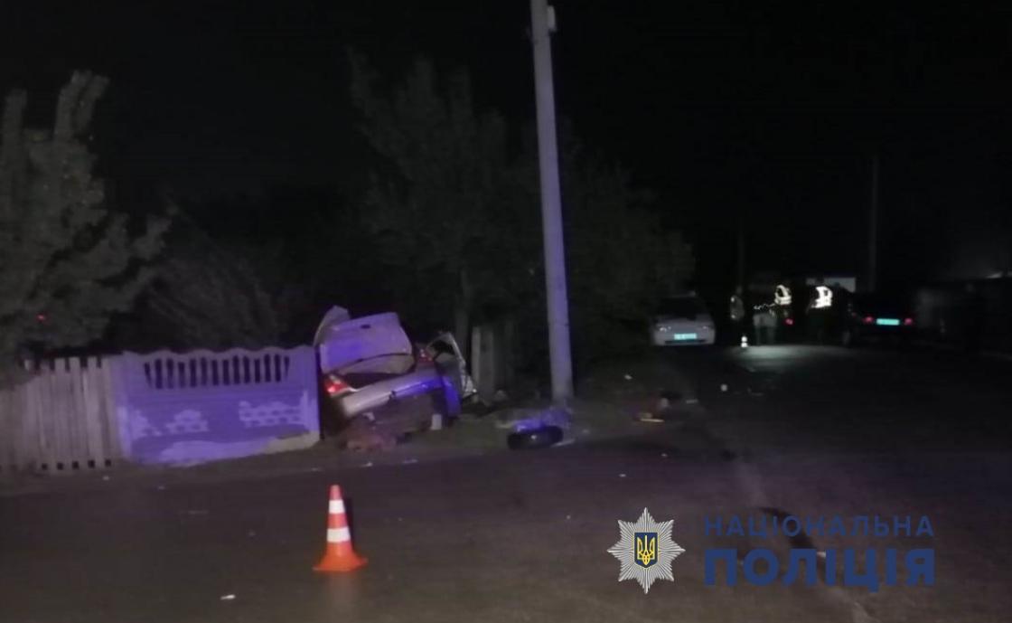 У Київській області в ДТП загинули дві людини, зокрема 15-річна дівчинка