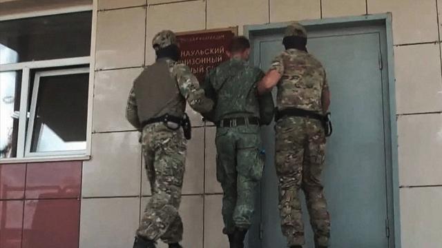 У Барнаулі військового звинуватили у співпраці з розвідкою України