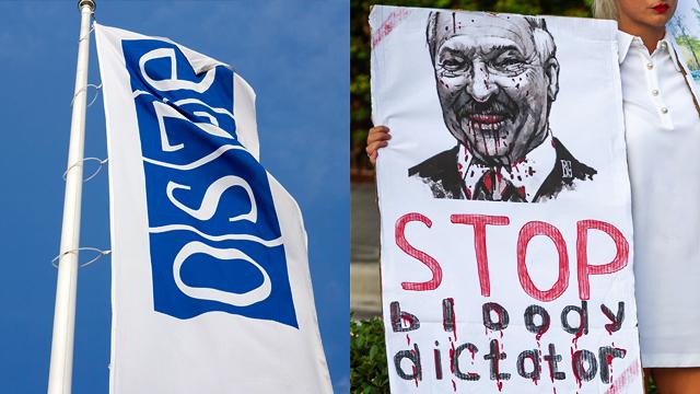 ЄС та Канада попередили Лукашенка про можливий візит ОБСЄ в Білорусь