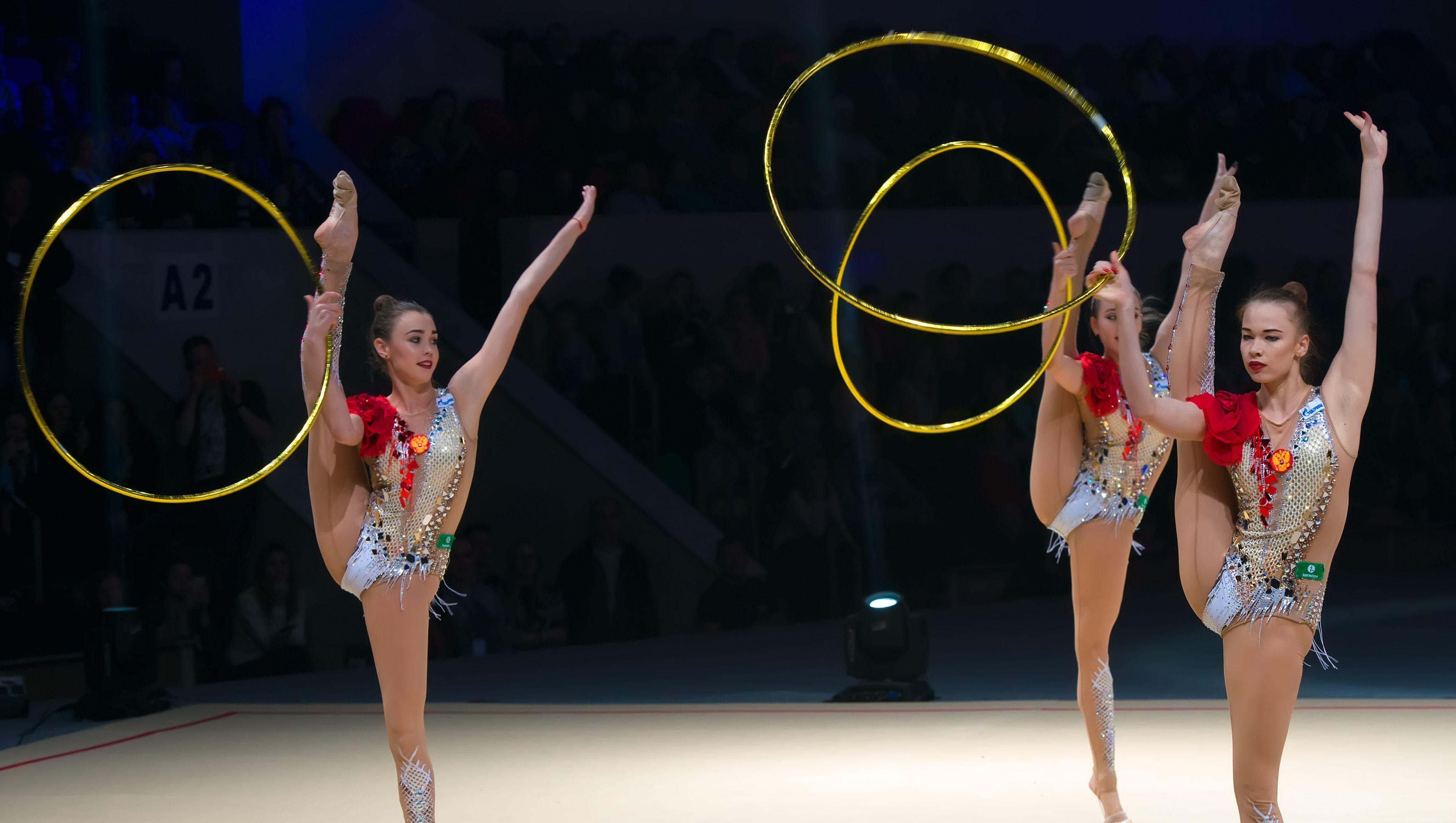 Художественная гимнастика сборная России
