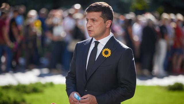День памяті захисників України: промова Зеленського про Іловайськ