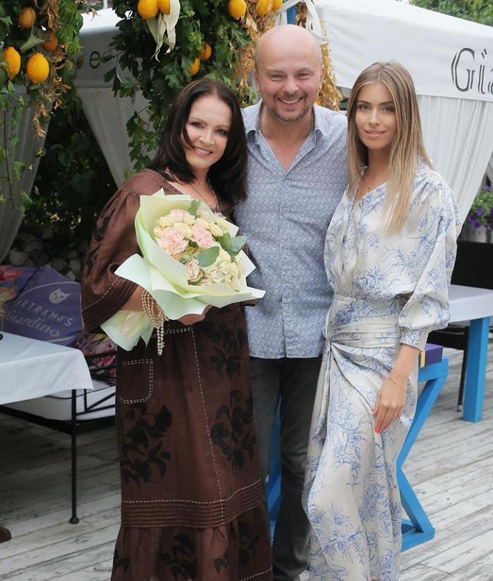 Софія Ротару поділилася знімками із сімейного торжества