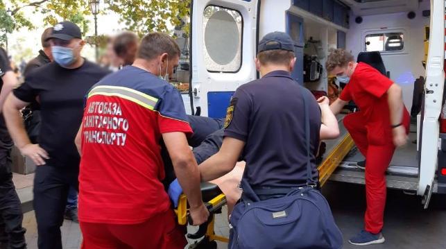 Марш рівності в Одесі: за дрібне хуліганство затримали 12 людей