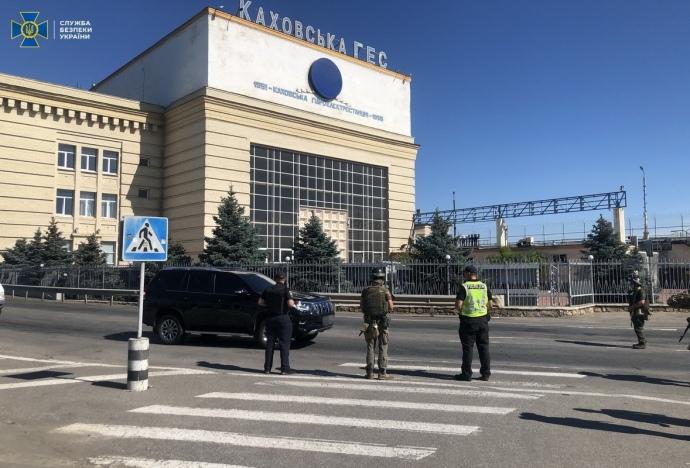 """Відбили """"напади"""" на водні об'єкти: силовики провели навчання біля Криму"""