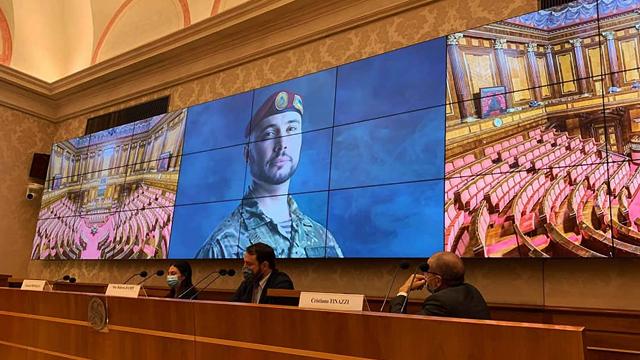 Стріляли з обох боків: в парламенті Італії показали фільм про справу Віталія Марківа