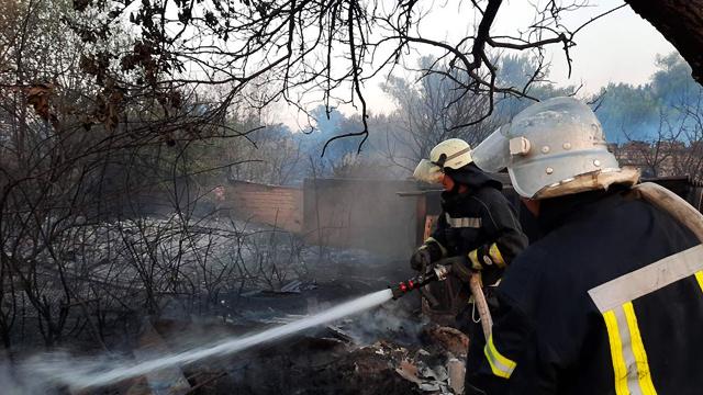 Пожежа в Луганській області: кількість жертв та травмованих