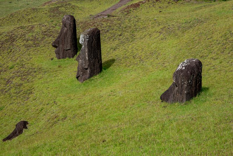 Європейці ні до чого: розкрито таємницю загибелі населення острова Пасхи