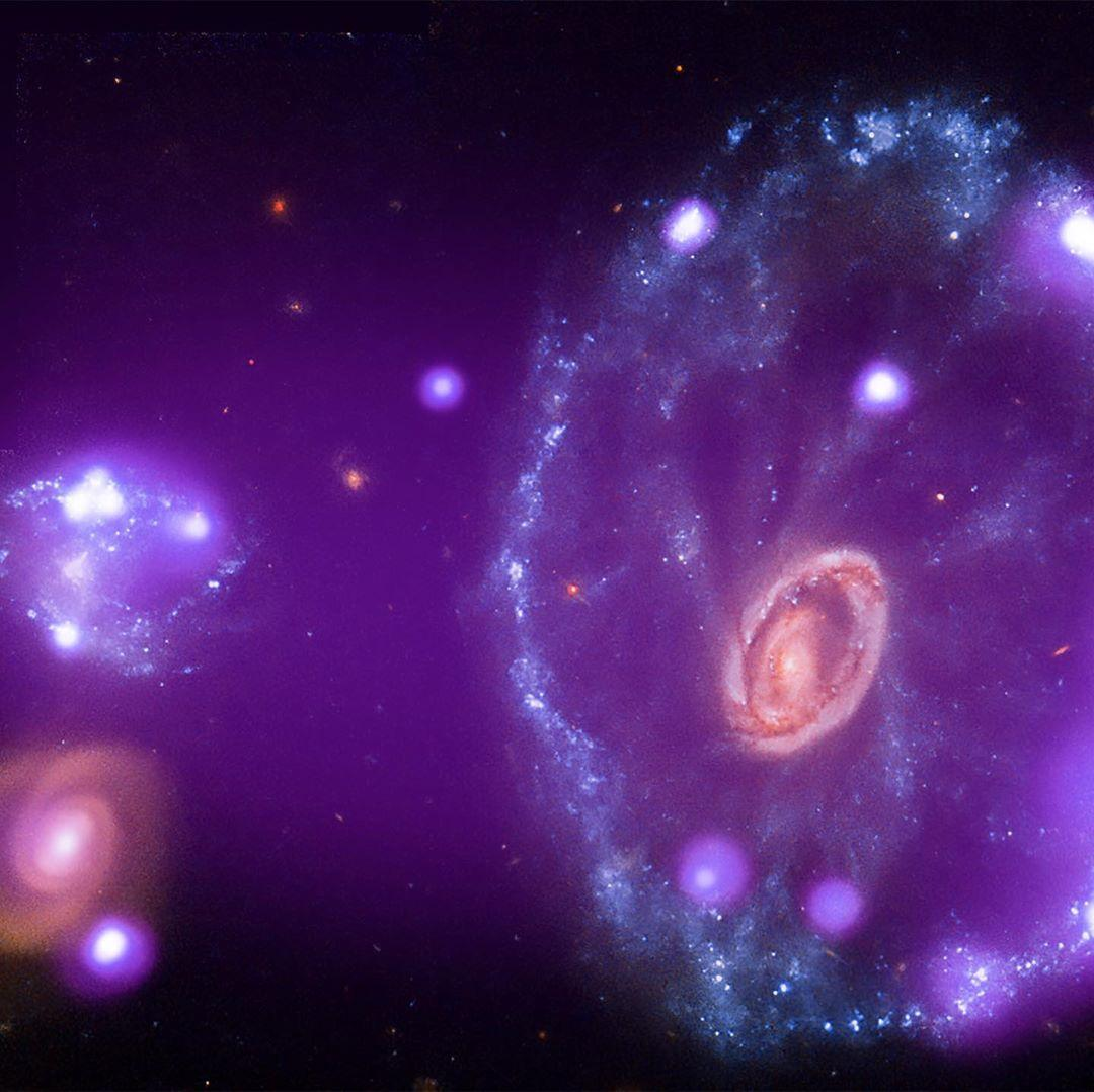 Як виглядає космічна туманність на відстані 4 світлових років – фото NASA