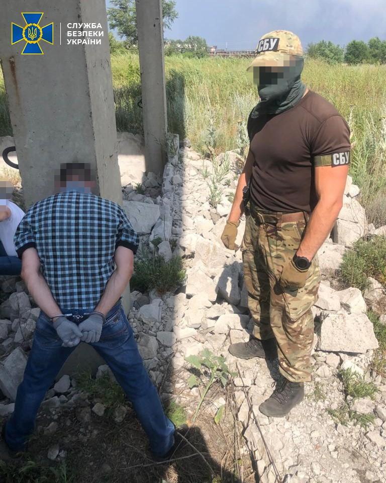 Планував вибух 4,5 тис. тонн аміаку: на Луганщині засудили агента ФСБ